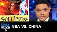 The NBA's Full-Court Drama with China | The Daily Show