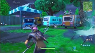 "FORTNITE DEFIS SKIN RUIN: ""Destroying cars, trucks or motorhomes"" (20)"