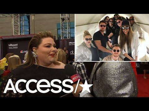 Chrissy Metz Reminisces About Being Ariana Grande's Agent With Ari's Brother Frankie Grande | Access