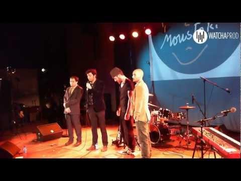 Interview Barcella + Alexis HK / Prix Georges Moustaki 2013
