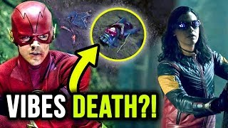 Will Vibe ACTUALLY Die?! - The Flash 5x03 Trailer & Promo Photos Breakdown!
