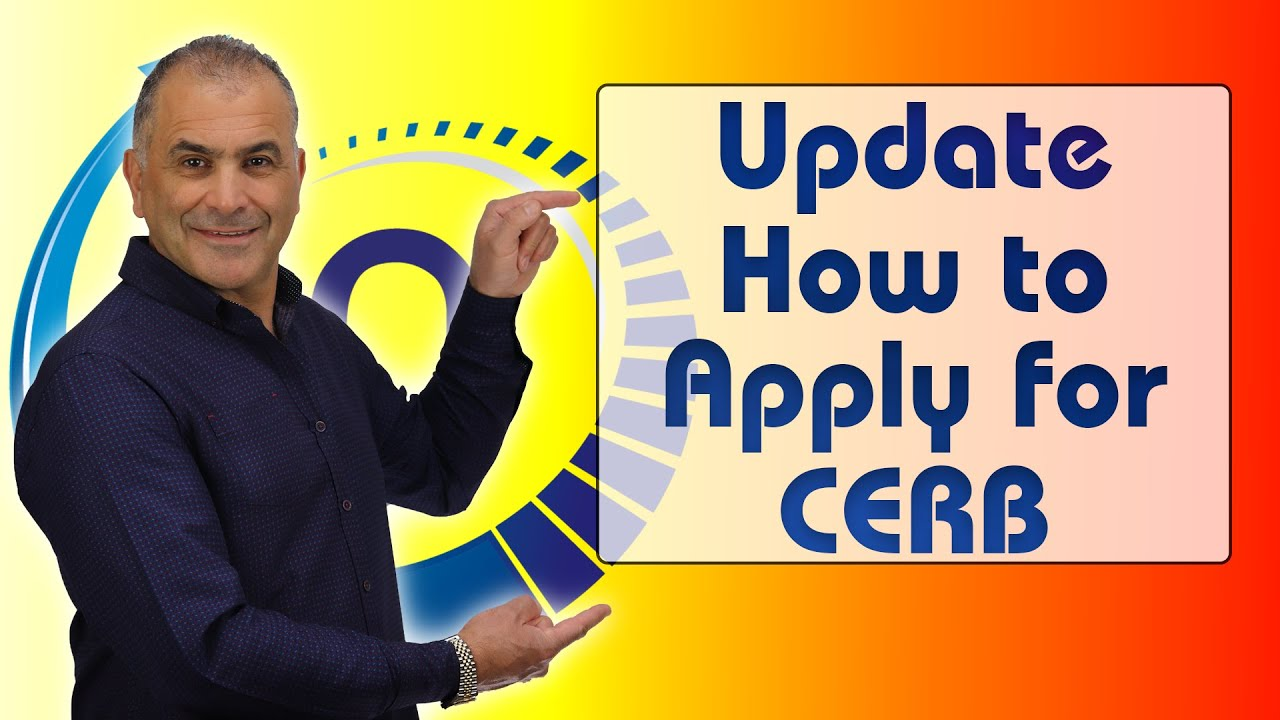 How To Apply For Cerb From Service Canada