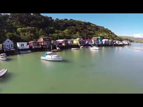 Paremata inlet, Porirua Harbour