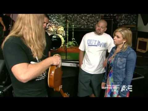 neal shelton les paul guitar appraisal TV Appearance