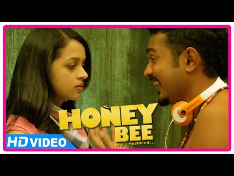 Honey Bee Malayalam Movie | Malayalam Movie | Friends Mistake Asif Ali and Bhavana | 1080P HD