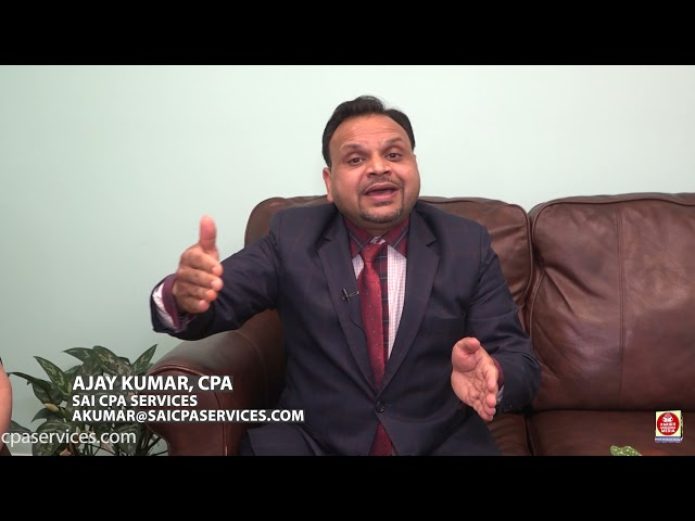 Employee Retention Tax Credit - Tax Tips With Ajay Kumar, CPA