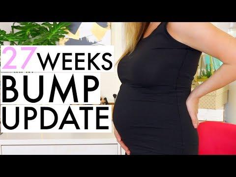 27 WEEKS PREGNANCY UPDATE   Madison Miller