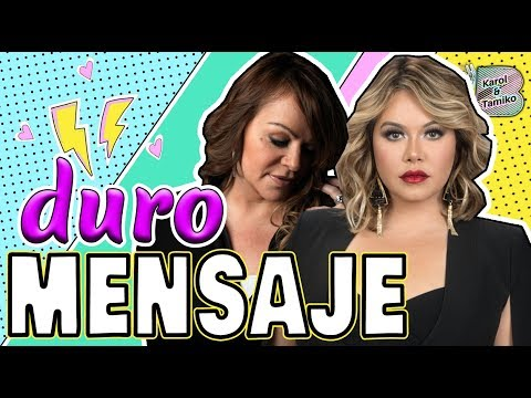 Jenni Rivera le envía duro mensaje a Chiquis Rivera