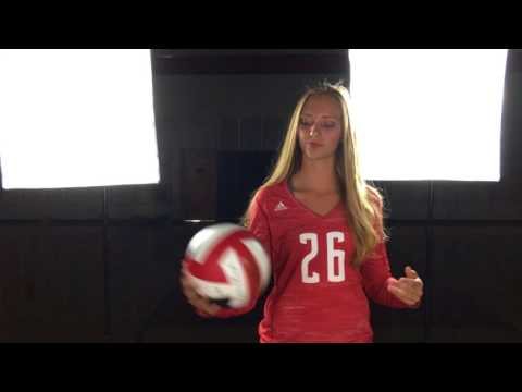 2017 Simpson University Volleyball Hype Video