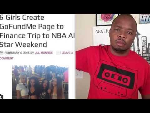 Girls Create GoFundMe To Attend NBA All Star Weekend