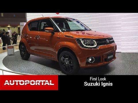 Maruti Suzuki Ignis First Look - Auto Portal