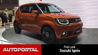 Maruti Suzuki Ignis First Look - Auto Portal(http://autoportal.com/newcars/marutisuzuki/ignis/ Maruti will bring in the Suzuki Ignis into India towards the end of 2016. The car was showcased at the recent ..., 2015-11-03T10:49:11.000Z)