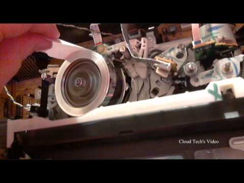How to Clean Video Tape Head