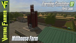 Mill House Farm by Twain123: Farming Simulator 17 Map First Look