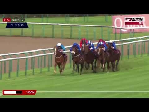 Qatar Prix du Moulin 2017 (G1) - Ribchester (J.Doyle)