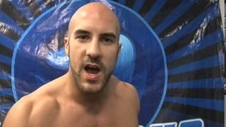 Claudio Castagnoli (Cesaro) Promo [CHIKARA Young Lions Cup VII Night 3]