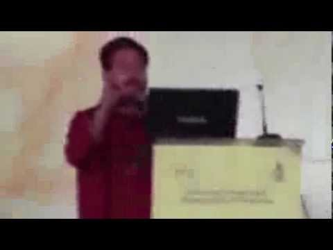 Yoga as a Therapy -Talk by Dr Ananda