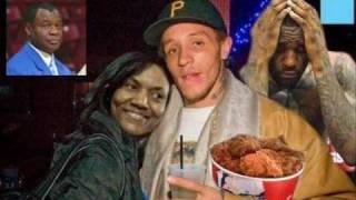 Lebron james mother dating delonte west