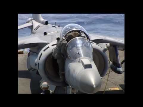 The Best of Harrier Jump Jet History