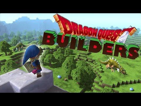 Dragon Quest: Builders Demo | FULL PLAYTHROUGH