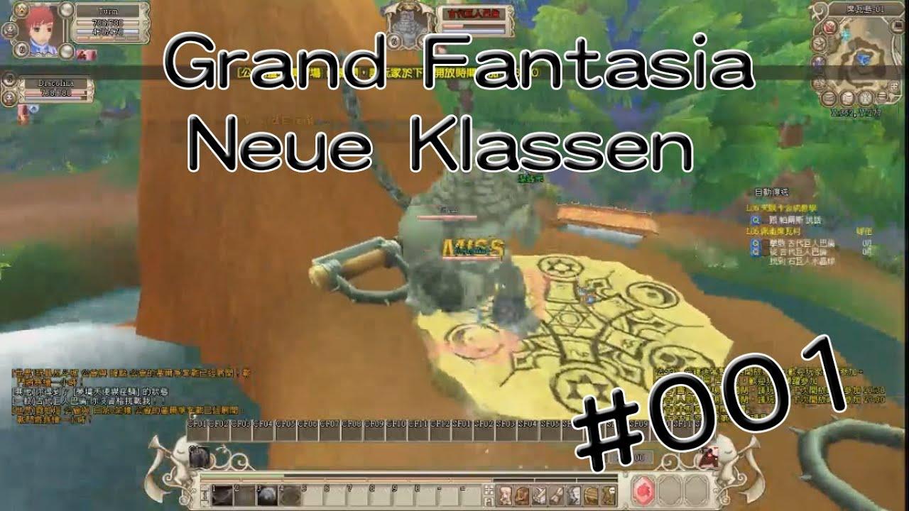 Grand Fantasia Klassen