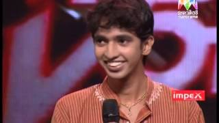 Josco Indian Voice Season 2   Lekshmi and Bipin 16 01 2013