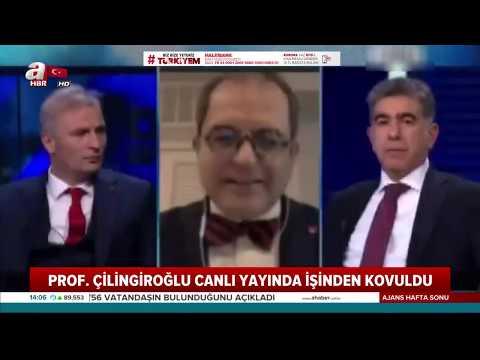 Türkiye'yi Övdü, Koç Üniversitesi İşinden Kovdu! Prof Dr. Mehmet Çilingiroğlu Anlattı!