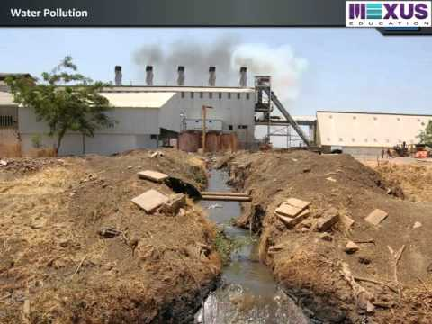 Industrial Pollution-ikenschool