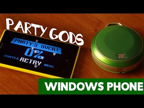 Обзор игры Party Gods на Windows Phone 8.1