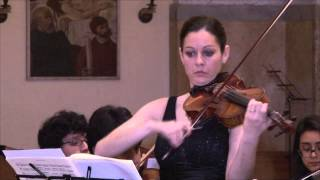 W A  Mozart   Concierto para violín Nº 3 en sol mayor K V  216