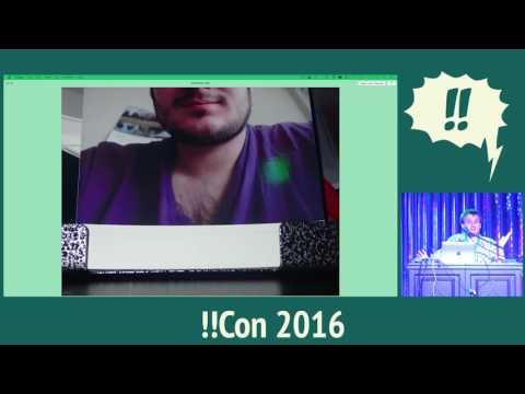 !!Con 2016 - A Shot in the Dark! By Brendan Curran Johnson