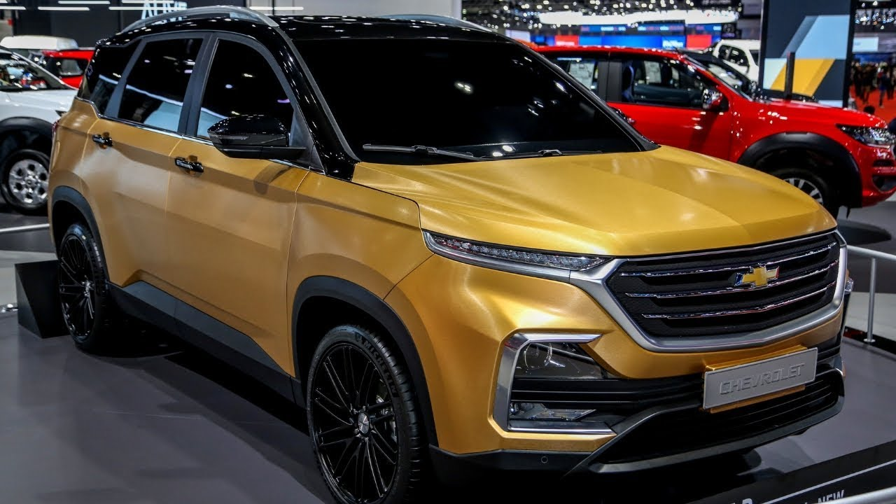 2019 Chevy Captiva Might Come Back >> 2019 Chevrolet Captiva Exterior And Interior All You Need To Know