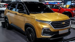 2019 Chevrolet Captiva Exterior And Interior All You Need To Know Youtube
