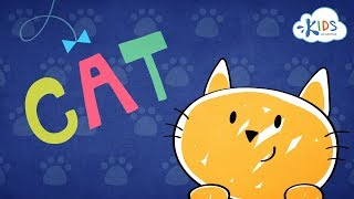 Learn How to Ręad Words | Reading for Preschool and Kindergarten | Kids Academy