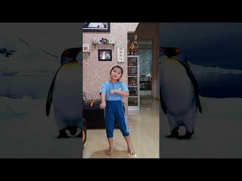Senam Pinguin Anak TK / SD
