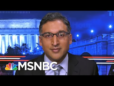 Neal Katyal: President Donald Trump Tried To Cheat In The 2020 Election   The 11th Hour   MSNBC