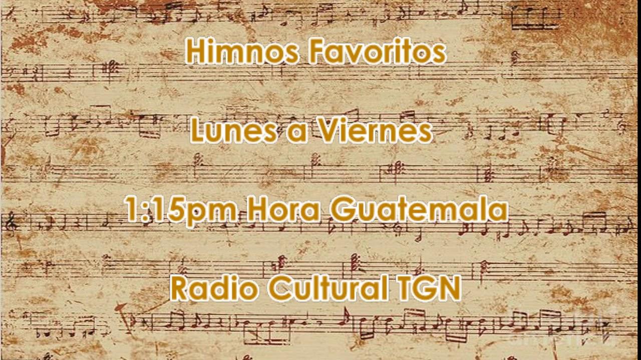 Programa Radial Himnos Favoritos #19 El Dulce Duo