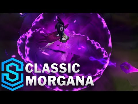 Classic Morgana, the Fallen - Ability Preview - League of Legends thumbnail