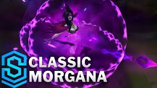 Classic Morgana, the Fallen - Ability Preview - League of Legends