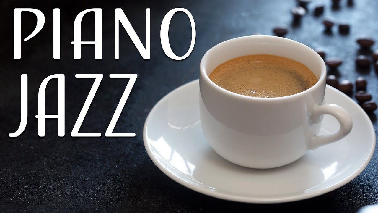Relaxing Piano JAZZ - Smooth Piano Jazz Music For Stress Relief & Calm