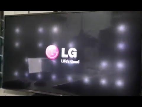 LG засветы на экране решено