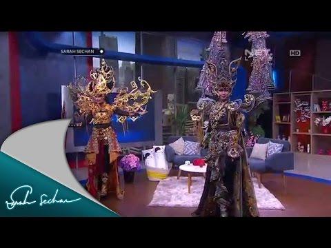 Dynand Fariz mendesain The Chronicle Borobudur untuk Elvira