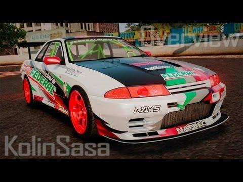 Nissan Skyline GT-R R32 2013 BADASS Federal v1.0