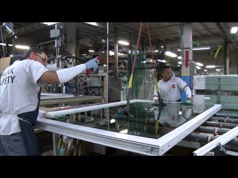 CGI Windows and Doors, Inc. Manufacturing Plant Video