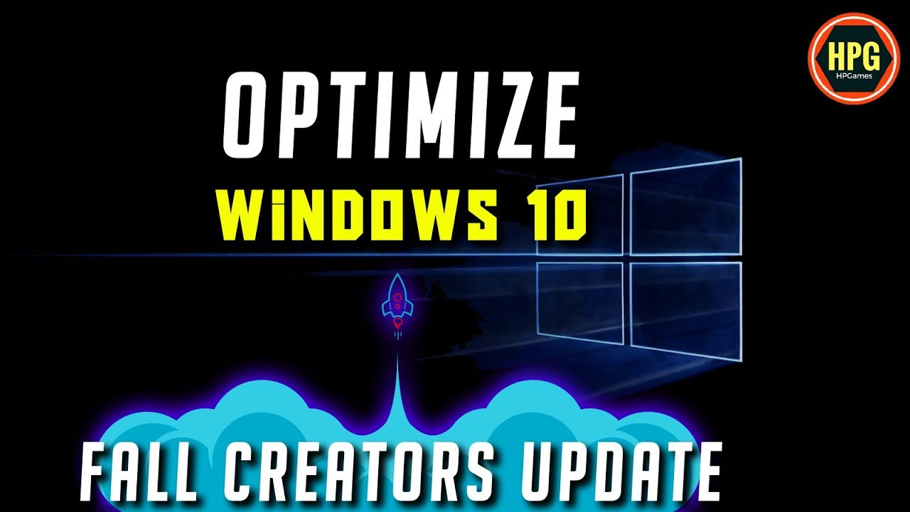 how to optimize windows 10 for gaming 2019 performance optimization youtube. Black Bedroom Furniture Sets. Home Design Ideas