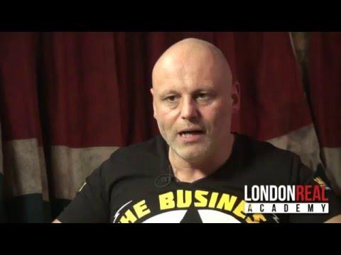 #RealTALK with Special Guest BRAD BURTON - Ep.7 | LondonRealAcademy.com
