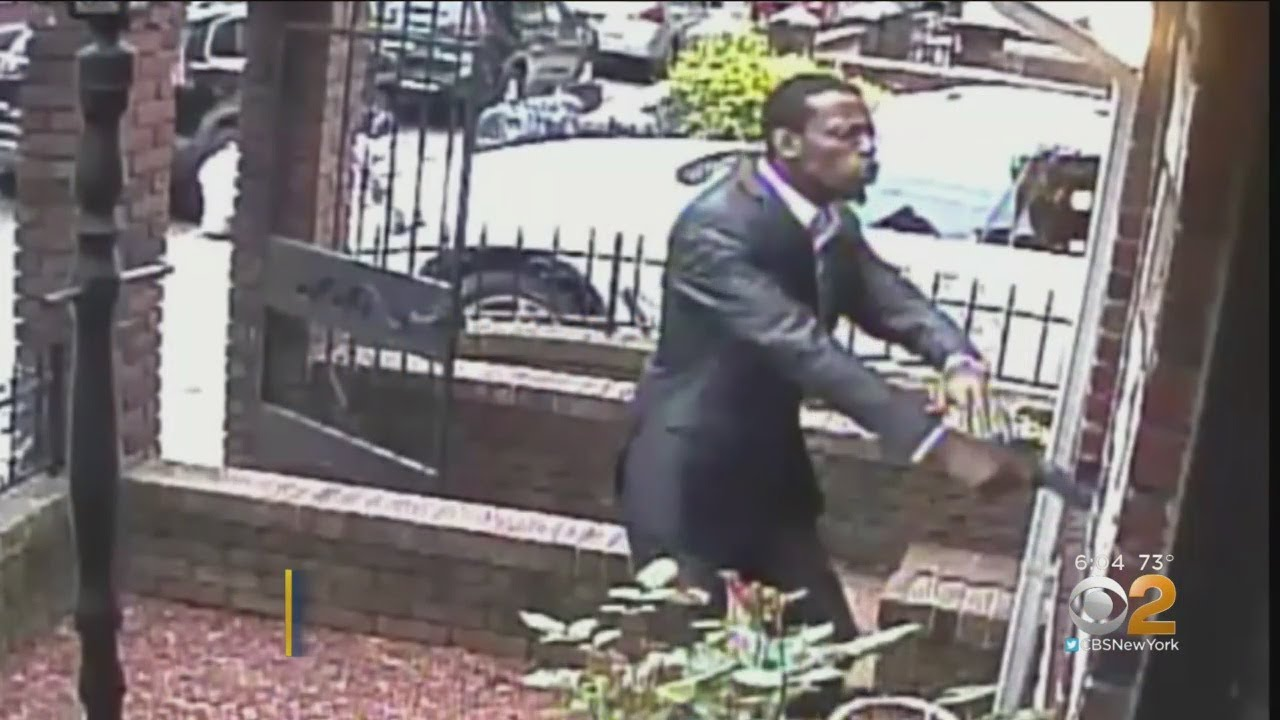 BROOKLYN, NY: Black Man Dressed In Suit Tried To Rob Home