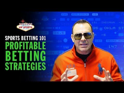 Sports Betting 101 with Steve Stevens – Profitable Betting Strategies