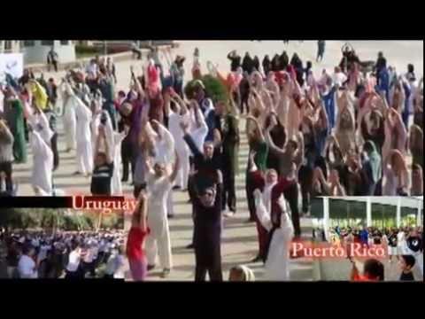 World Tai Chi & Qigong Day Video Montage - Brazil, Iran, Israel, and More