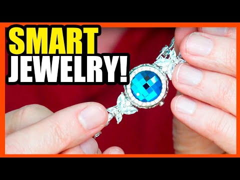 Smart Valentine Gift?  How About Smart Jewelry?